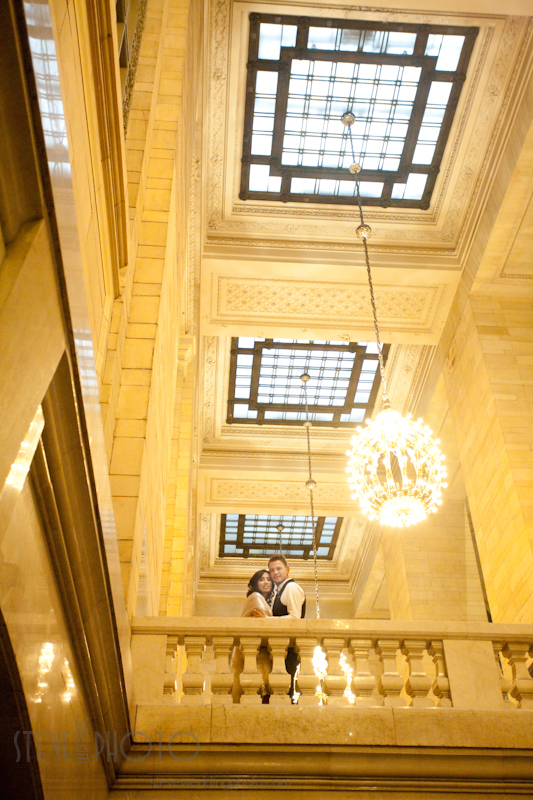 New York City Elopement, Grand Central Terminal, Elopement, Wedding Photo
