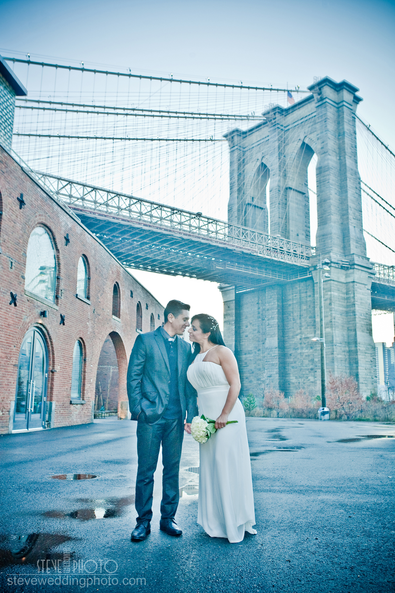 New York City Elopement. New York City, Dumbo Brooklyn, Brooklyn Bridge Park, Wedding Photo, Elopement Photo. steveweddingphoto.com -_MG_4430