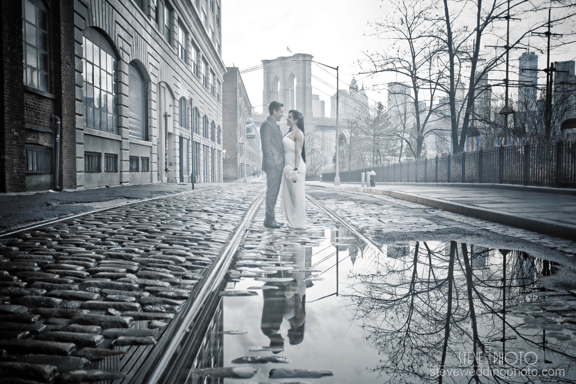 New York City Elopement. New York City, Dumbo Brooklyn, Brooklyn Bridge Park, Wedding Photo, Elopement Photo. steveweddingphoto.com -_MG_4456